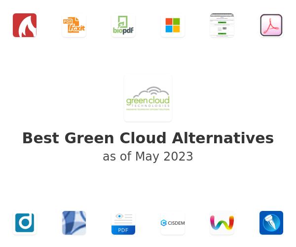 Best Green Cloud Alternatives