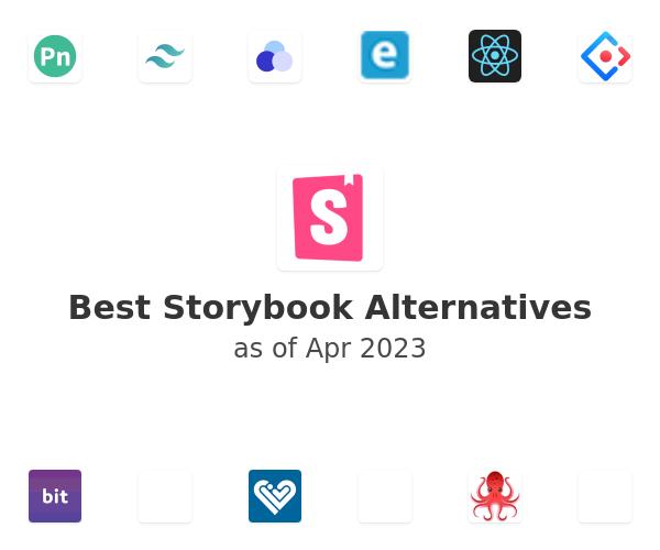 Best Storybook Alternatives