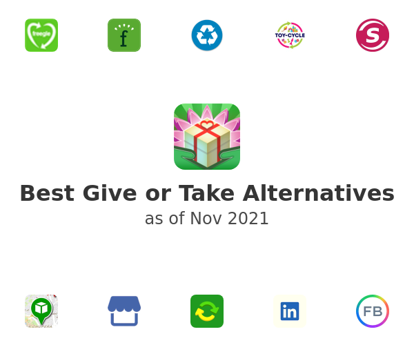 Best Give or Take Alternatives