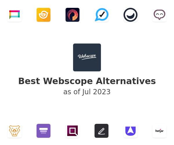 Best Webscope Alternatives