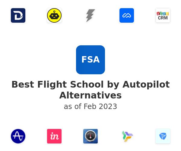 Best Flight School by Autopilot Alternatives