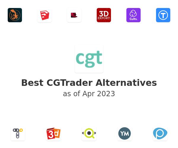 Best CGTrader Alternatives