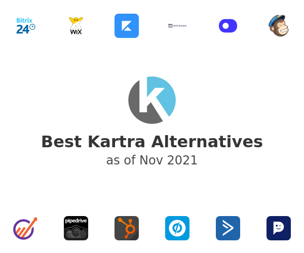 Best Kartra Alternatives