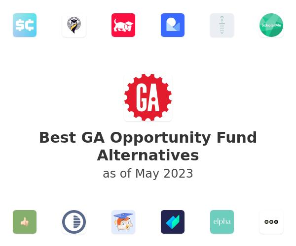 Best GA Opportunity Fund Alternatives