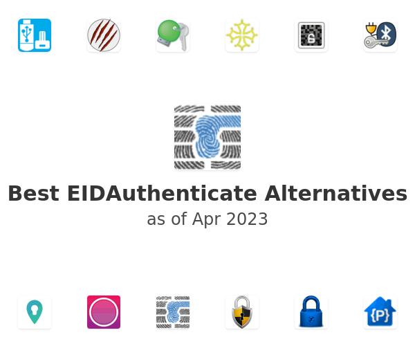 Best EIDAuthenticate Alternatives