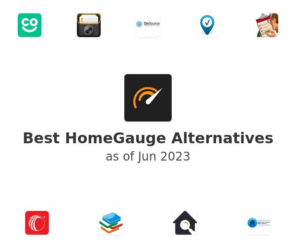 Best HomeGauge Alternatives