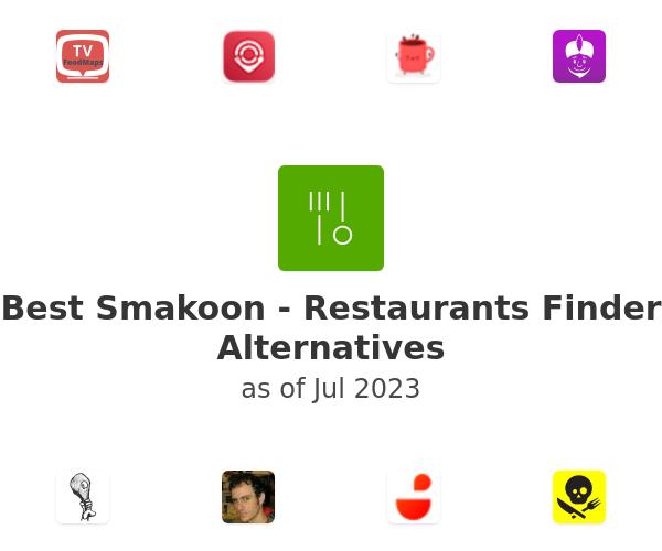 Best Smakoon - Restaurants Finder Alternatives
