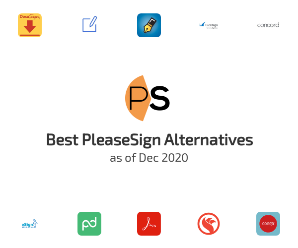 Best PleaseSign Alternatives