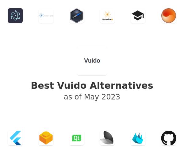 Best Vuido Alternatives