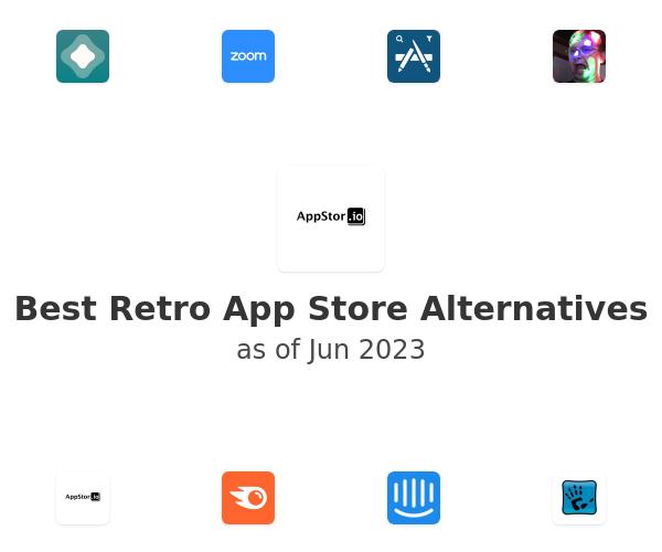Best Retro App Store Alternatives