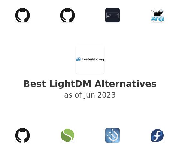 Best LightDM Alternatives