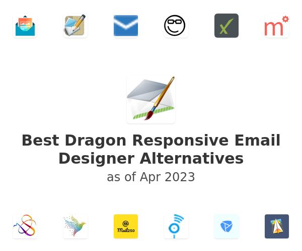 Best Dragon Responsive Email Designer Alternatives