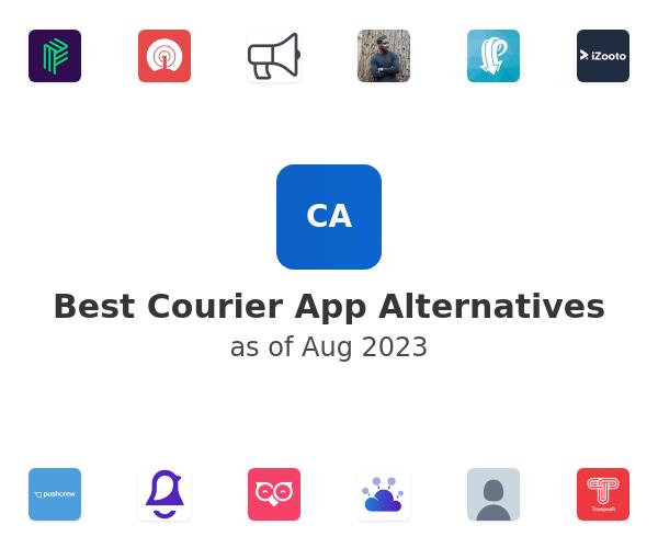 Best Courier Alternatives