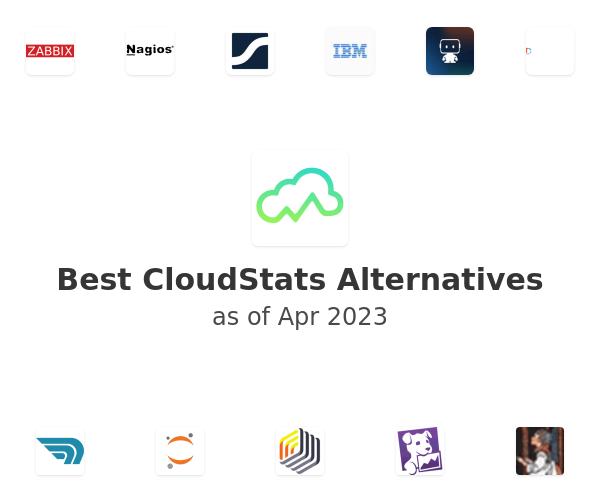 Best CloudStats Alternatives