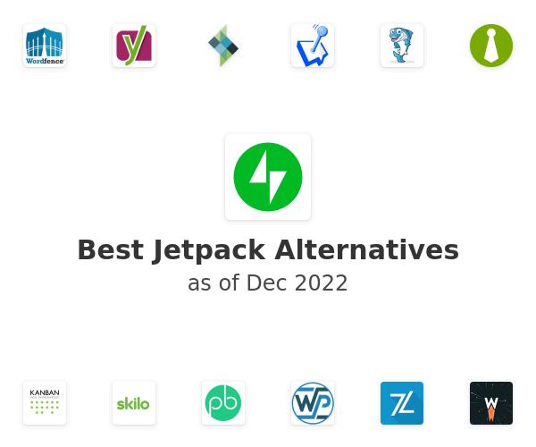 Best Jetpack Alternatives