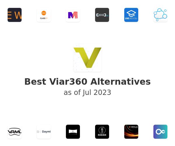 Best Viar360 Alternatives