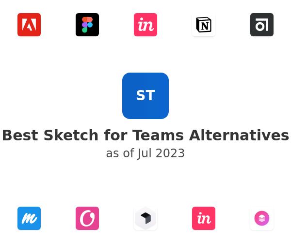 Best Sketch for Teams Alternatives