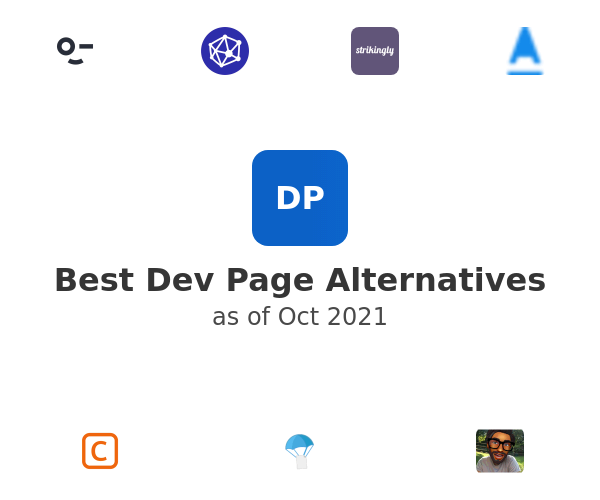 Best Dev Page Alternatives