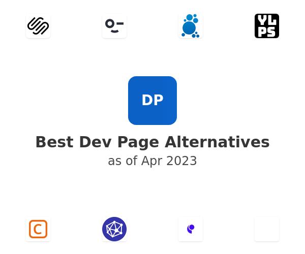 Best Dev Page Alternatives
