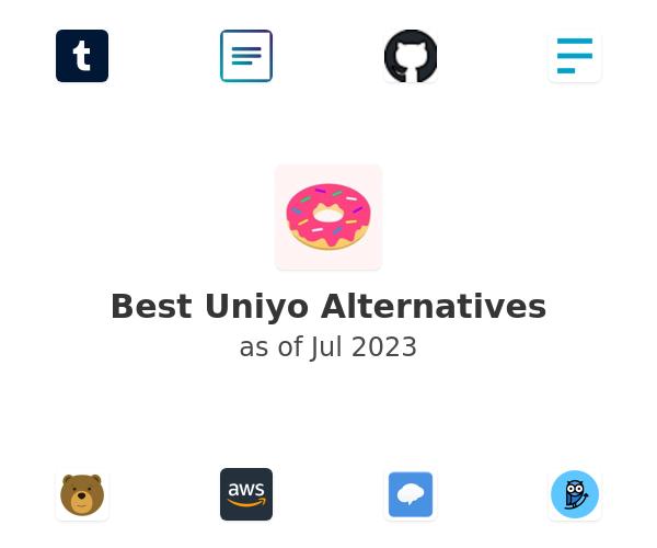 Best Uniyo Alternatives