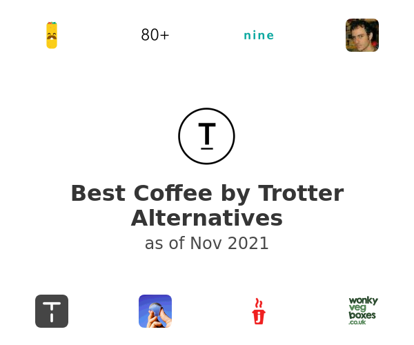 Best Coffee by Trotter Alternatives