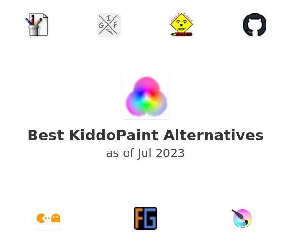 Best KiddoPaint Alternatives