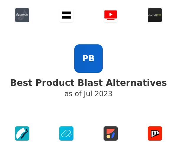 Best Product Blast Alternatives