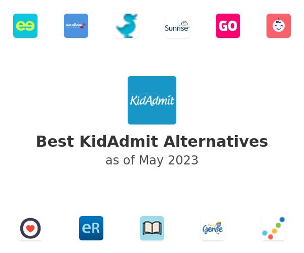 Best KidAdmit Alternatives