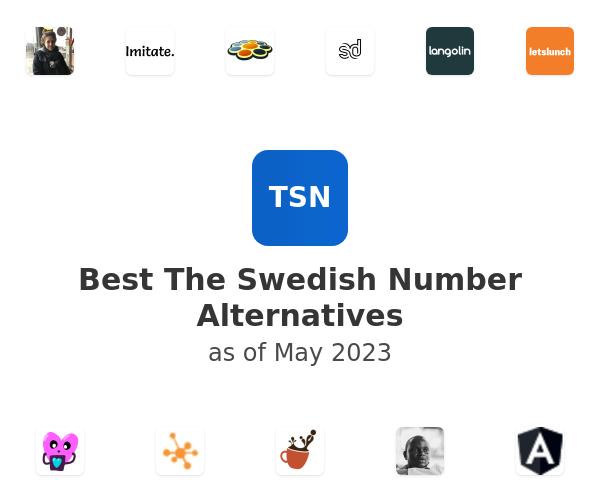 Best The Swedish Number Alternatives