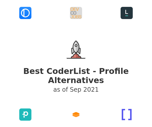 Best CoderList - Profile Alternatives