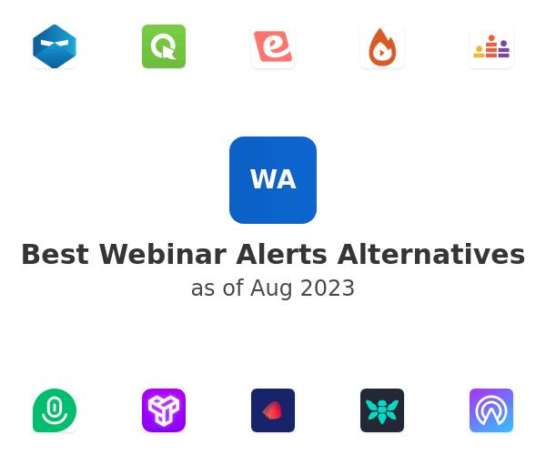 Best Webinar Alerts Alternatives