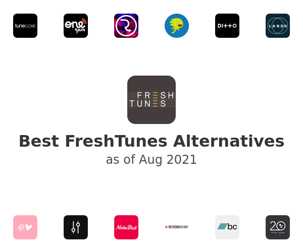 Best FreshTunes Alternatives