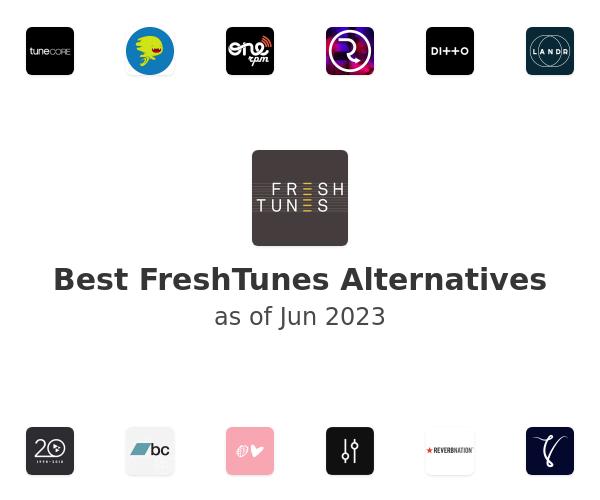 Best FreshTunes Alternatives