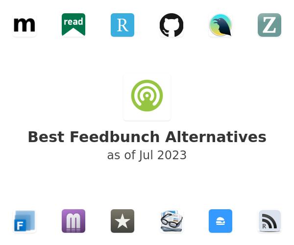 Best Feedbunch Alternatives