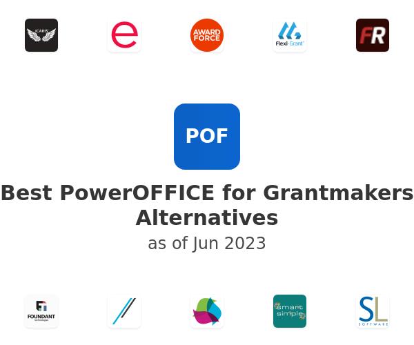 Best PowerOFFICE for Grantmakers Alternatives