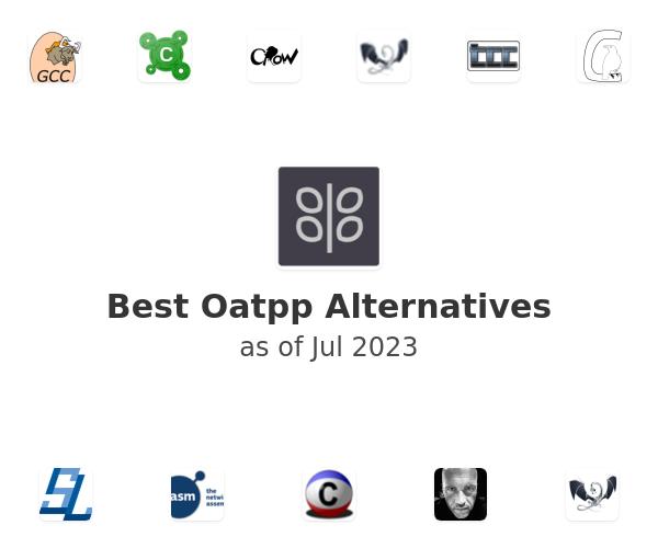 Best Oatpp Alternatives
