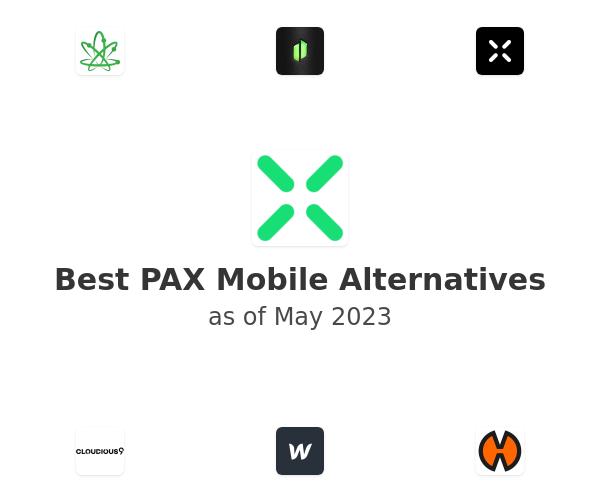 Best PAX Mobile Alternatives
