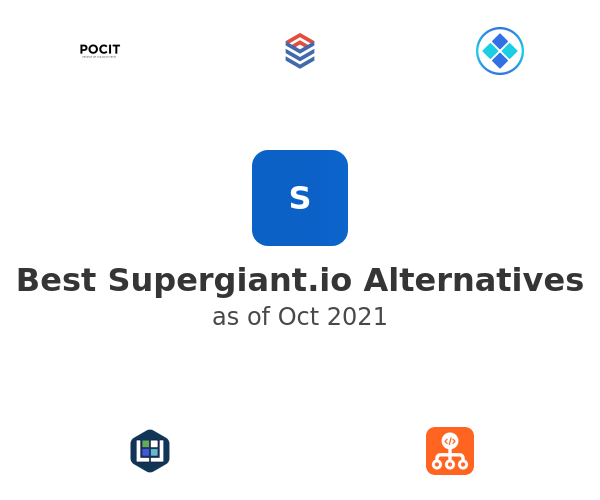 Best Supergiant.io Alternatives