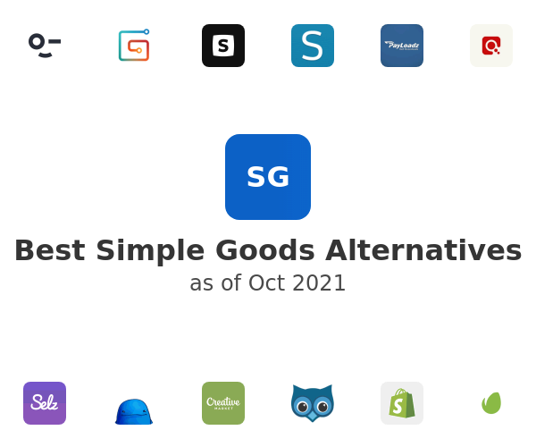 Best Simple Goods Alternatives