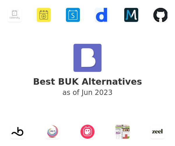 Best BUK Alternatives