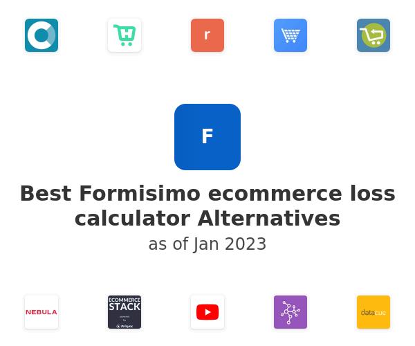 Best Formisimo ecommerce loss calculator Alternatives