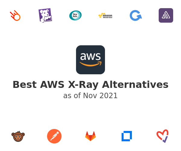 Best AWS X-Ray Alternatives