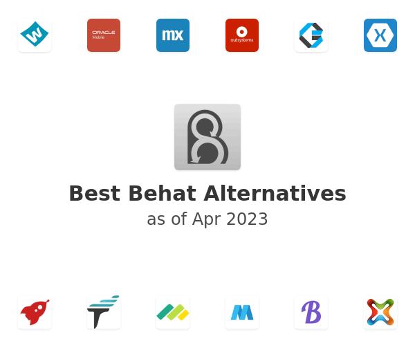 Best Behat Alternatives