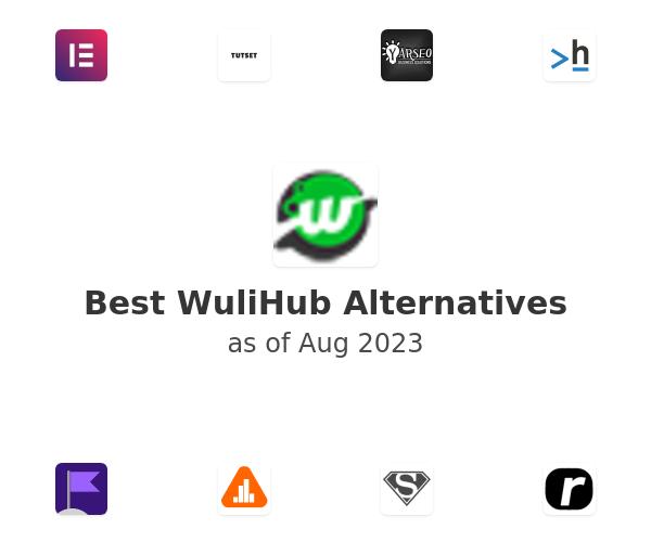 Best WuliHub Alternatives