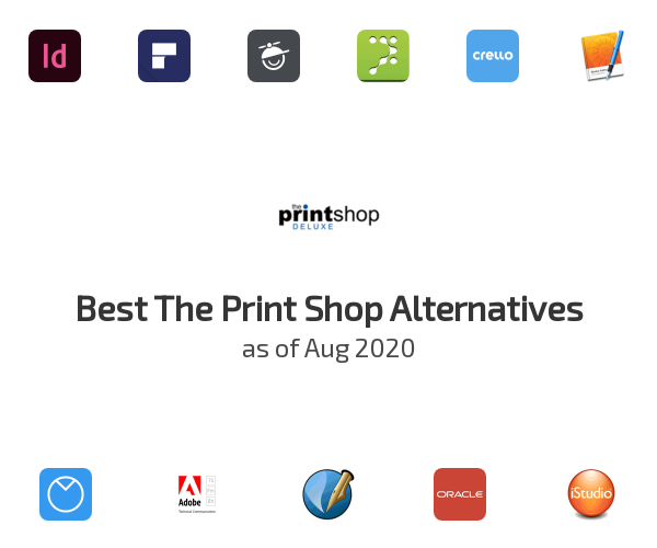 Best The Print Shop Alternatives