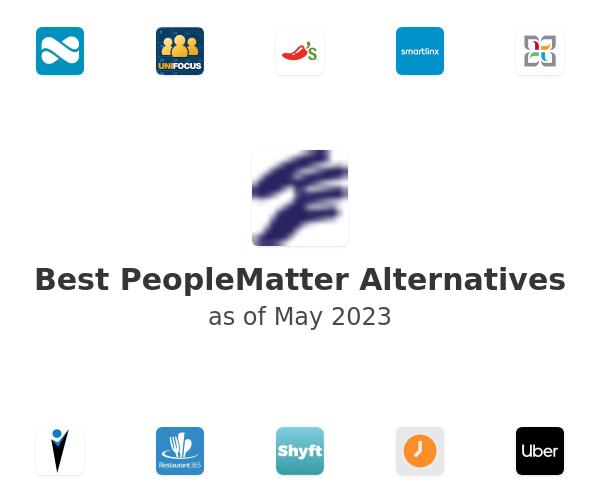 Best PeopleMatter Alternatives