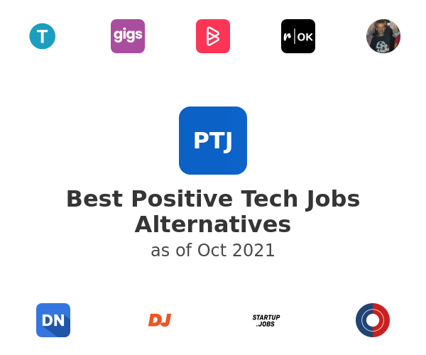 Best Positive Tech Jobs Alternatives