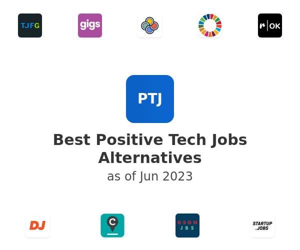 Best Positive Tech Jobs Alternatives