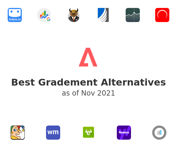 Best Gradement Alternatives