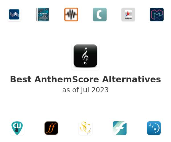 Best AnthemScore Alternatives